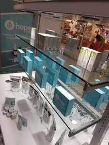 CBD Retail stand in falkirk