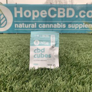 10mg CBD Cubes – 5 Pack